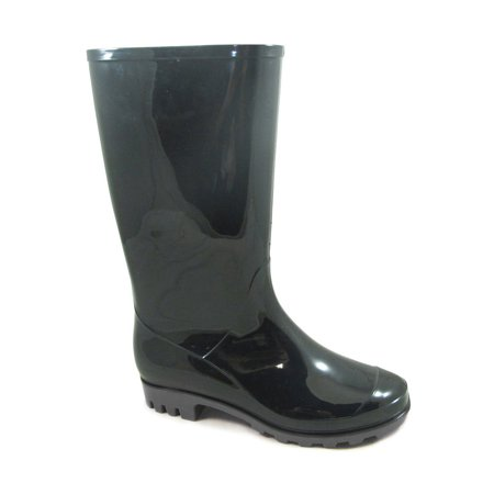 182c64052e4e Time and TRU - Time and Tru Women s Rain Boot - Walmart.com