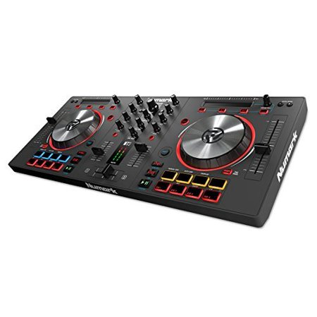 One Dj System (Numark Mixtrack 3 | All-in-one Controller Solution with Virtual DJ LE Software Download)