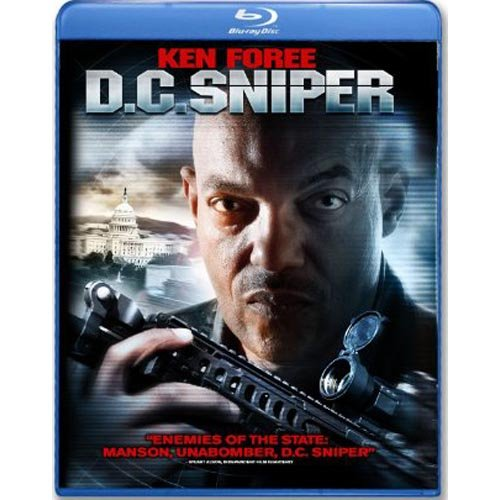 D.C. Sniper (Blu-ray) (Widescreen)
