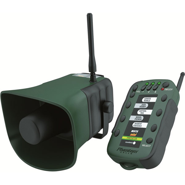Extreme Dimension Phantom Mini Remote Predator Call MR-302 MR-302