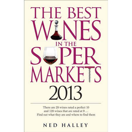 Best Wines in the Supermarket 2013 - eBook