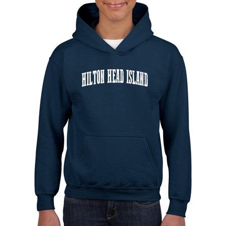 Artix Hilton Head Island South Carolina Hoodie Home Of University