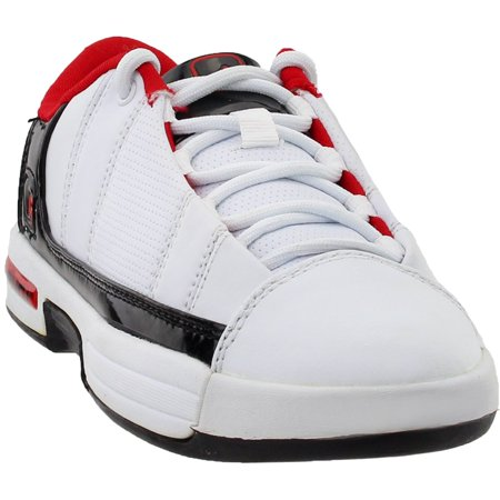 And1 Boys Impress Basketball Athletic  Shoes - White 1 ()