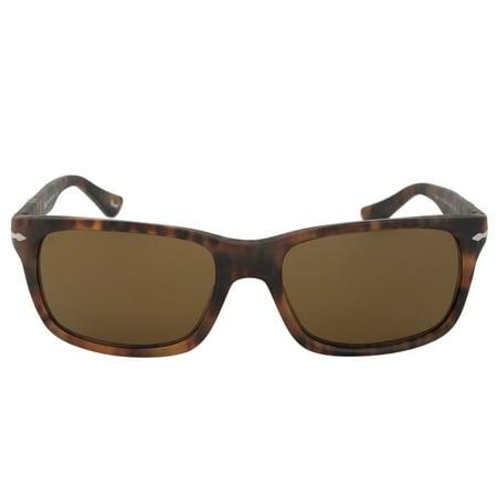 ab88369957 Persol - Persol Wayfarer Sunglasses PO3048S 900733 58 - Walmart.com