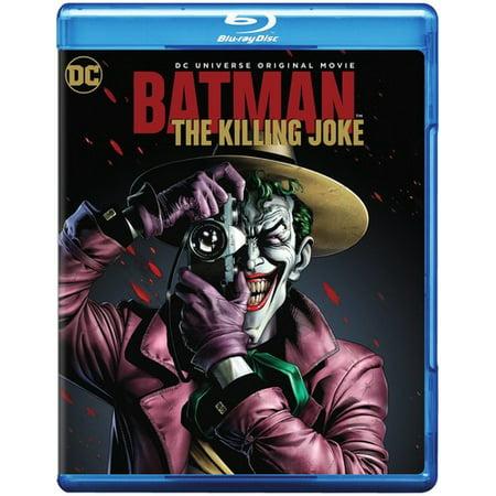 Batman  The Killing Joke  Blu Ray   Dvd