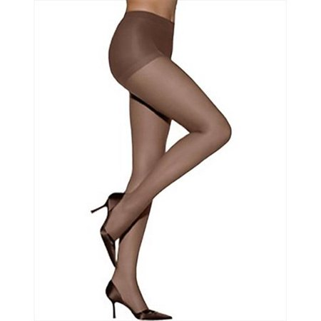 cdd545c14c999 707 ABsolutely Ultra Sheer Control Top Sheer Toe Pantyhose, Size E Gentle  Brown - image ...