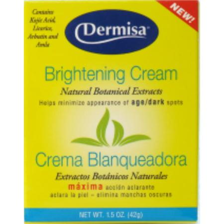 Dermisa Brightening Cream 1.5 Oz