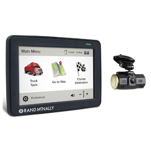 "Refurbished ""Rand McNally TND530LM with DashCam 300 Rand McNally TND530"""