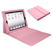 BT Keyboard Folio for Apple IOS - Pink