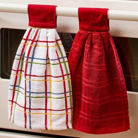 Hanging Kitchen Towel Dress Pattern - Towel Image