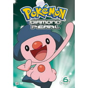 Pokemon Diamond & Pearl: Volume 6 (DVD)