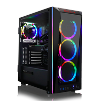 CLX SET Gaming Desktop, AMD Ryzen 9 3950X 3.50GHz 16-Core, 16GB DDR4, GeForce RTX 2080 SUPER 8GB, 500 GB SSD, 3 TB HDD, WiFi, Windows 10 Home