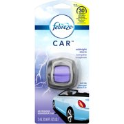 Febreze Car Vent Clips Midnight Storm Air Freshener (2 mL)