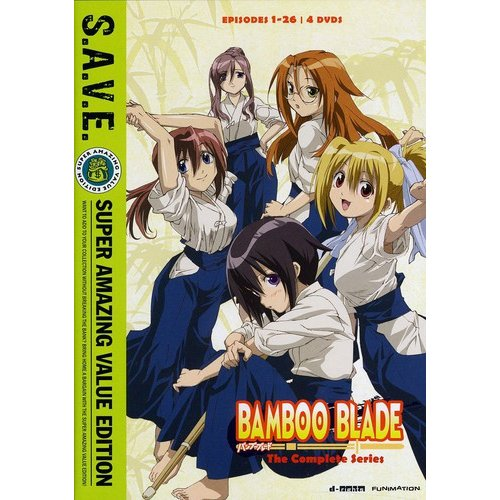 Bamboo Blade: The Complete Series (S.A.V.E.)