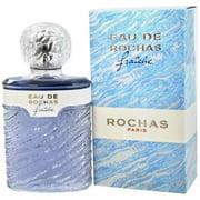 Eau De Rochas Fraiche EDT Splash For Women - 7.4 Oz.