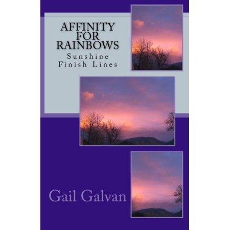 Affinity For Rainbows  Sunshine Finish Lines
