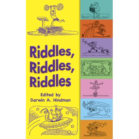 Riddles, Riddles, Riddles - Brain Teasers Riddles For Kids