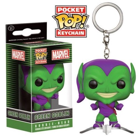 Funko Pocket POP! Keychain - Marvel - GREEN GOBLIN *Exclusive*