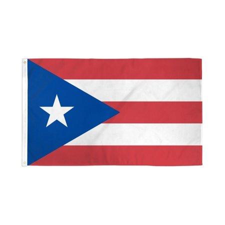 Puerto Rico Polyester Flag
