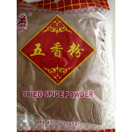 Aspen Spice (Super Chinese 5 Spice Powder Five Spice Powder Asian Seasoning Mixed Spice 3 Oz. )