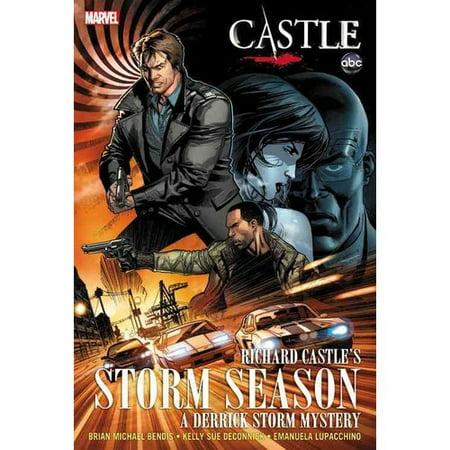 Castle: Richard Castles Storm Season by