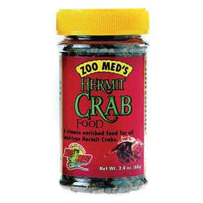 Zoo Med hermit Crab Food, 2.4 Oz