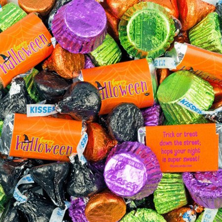 Halloween Candy Hershey's Chocolate Mix 3lb (Free Cold Packaging) - Halloween Hershey
