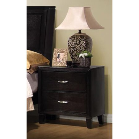 Coaster Home Furnishings 201962 Casual Contemporary Nightstand, Espresso Coaster Home Furnishings 201962 Casual Contemporary Nightstand, Espresso