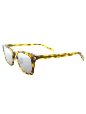 Saint Laurent SL138 SLIM 004 Unisex Square Sunglasses