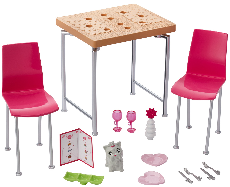 Barbie Date Night Accessory Set by Mattel