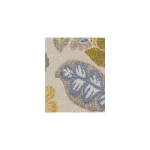 Braemore KAZAMB1 Kazoo Amber 55% Linen And 45% Rayon Fabric, 54 inch Width, 1 yds long