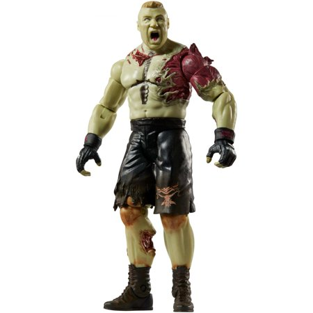 WWE Zombies Brock Lesnar Figure