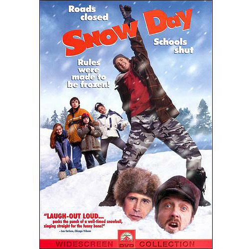 Paramount Home Vid Snow Day Dvd