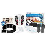 Kit coussinets de gel DR-HO'S Circulation Promoter Plus et ceinture de soulagement du dos pour le traitement de la douleur