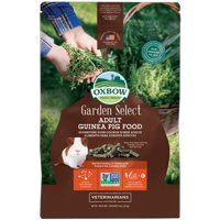 Oxbow Garden Select Natural Science Adult Guinea Pig Food, 4 lbs.