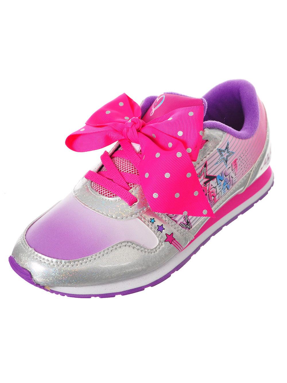 Jojo Siwa Girls' Sneakers (Sizes 13