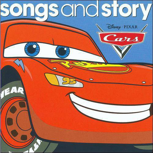 Disney Songs And Story: Cars