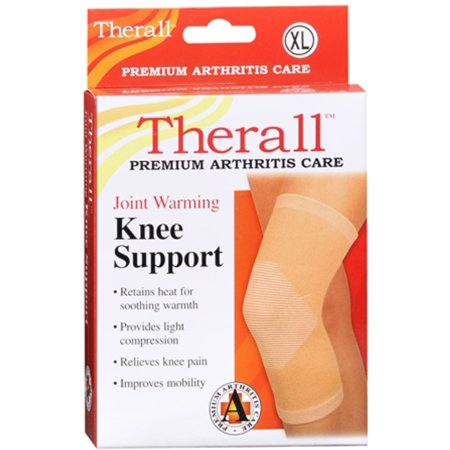 Therall Joint Warming Knee Support X-Large 1 Each