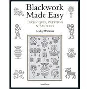 Search Press Books, Blackwork Made Easy