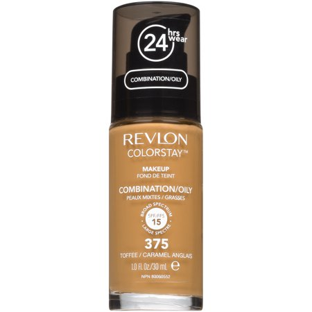 Revlon Colorstay Mineral Makeup - Revlon colorstay makeup for combination/oily skin, toffee