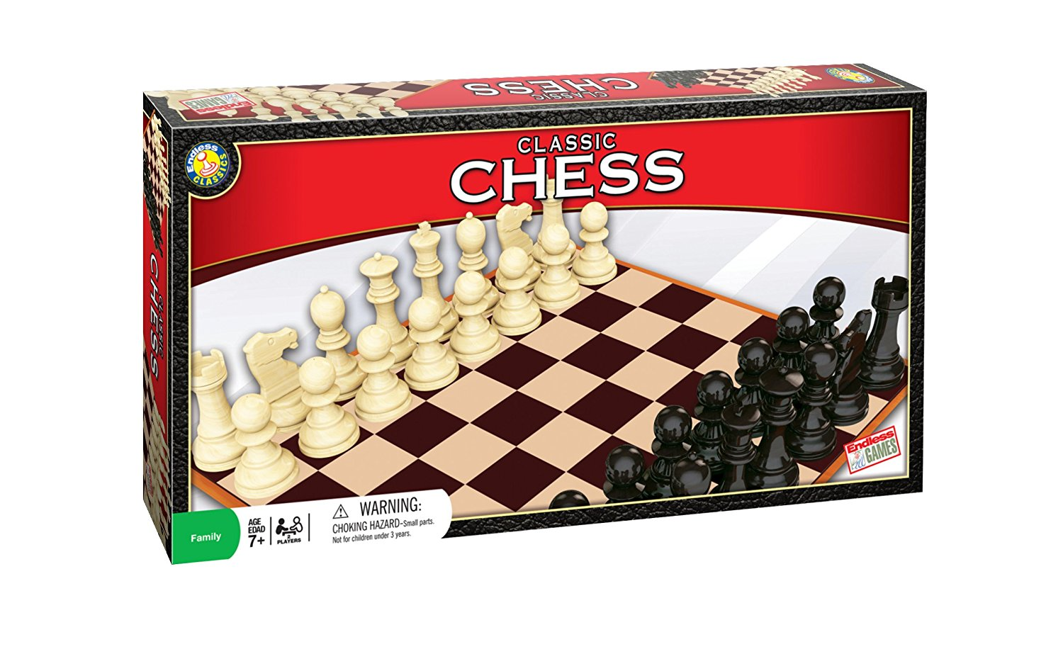 Classic Chess Board Game, Classic Strategy game By Endless Games by