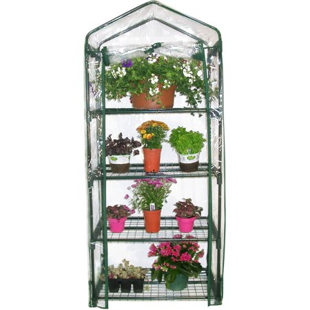 4 Tiered Mini Greenhouse