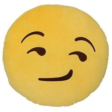 SMIRKING FACE PLUSH & PLUSH® TM 12