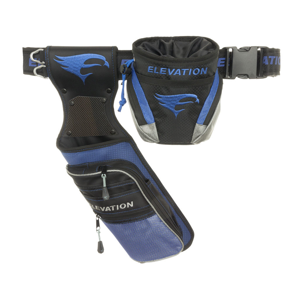 Elevation Nerve Field Quiver Package Blue RH