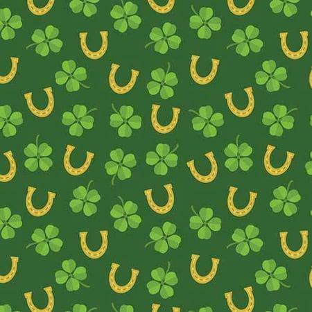 MTL® Saint Patrick's Day St. Patty's Lucky Horseshoe Bandana USA Made](Bandanas St Louis)