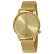Winston Royale Zirconium Gold-tone Metal Mens Watch W2351