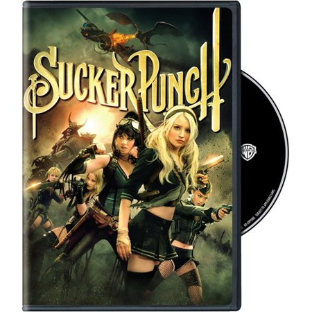 Sucker Punch (DVD) - Babydoll Sucker Punch Outfit