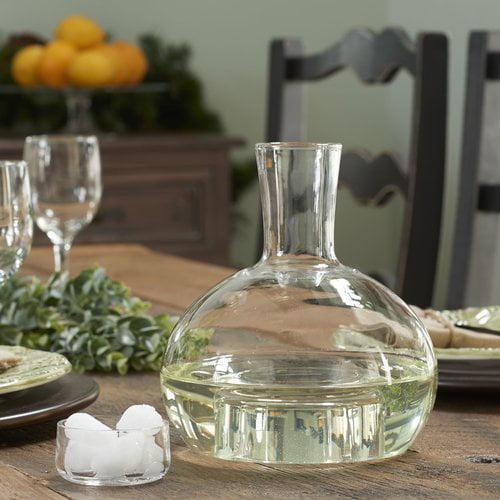 KROSNO Glass Wine Carafe by