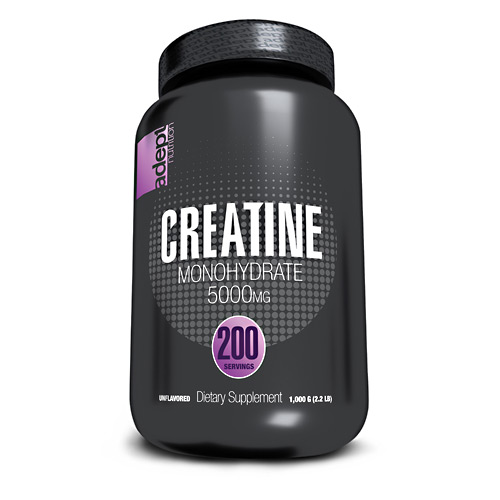 Image of Adept Nutrition - Creatine 1000G