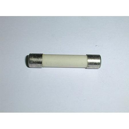 FUSE 3AB 6.25A 125V SLOW BLOW ( 1 EACH) - F03B125V6-1/4A 3ab Slo Blo Ceramic Fuse